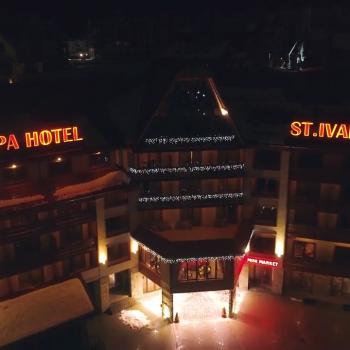 """Видеозаснемане, видео реклама на хотел """"Иван Рилски"""" Банско 6"""