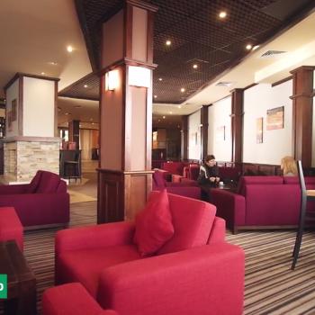 """Видеозаснемане, видео реклама на хотел """"Иван Рилски"""" Банско 15"""