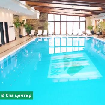 """Видеозаснемане, видео реклама на хотел """"Иван Рилски"""" Банско 10"""