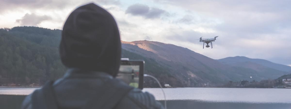 Видео и Фото Заснемане с Дрон 60