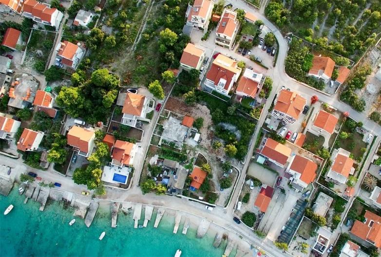 Защо да използвате дрон за реклама на недвижимо имущество