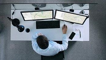 Видео реклама за GPS Control 2