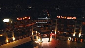"""Видеозаснемане, видео реклама на хотел """"Иван Рилски"""" Банско 4"""