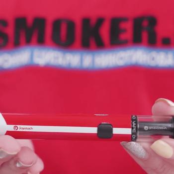 Изработка на видео ревю на електронна цигара Joyetech Ego AIO ECO 11