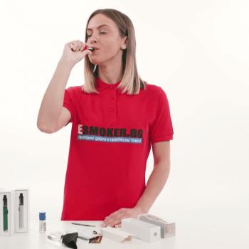 Изработка на видео ревю на електронна цигара Joyetech Ego AIO ECO 21