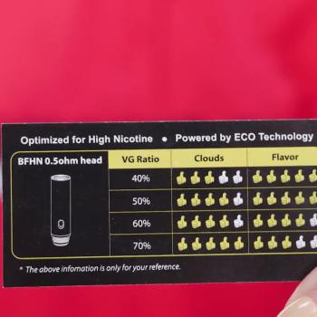 Изработка на видео ревю на електронна цигара Joyetech Ego AIO ECO 14