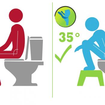 "Explainer видео реклама на ""Помощник за тоалетна"" 16"