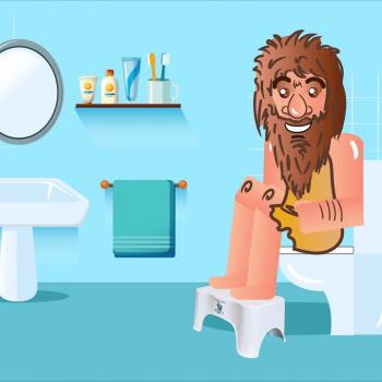 "Explainer видео реклама на ""Помощник за тоалетна"" 17"