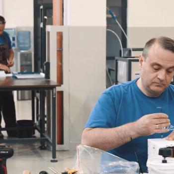 Изработка на корпоративно видео за UltraFlex Power Technologies 22