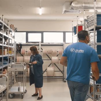 Изработка на корпоративно видео за UltraFlex Power Technologies 30