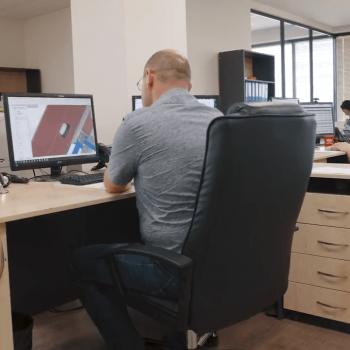 Изработка на корпоративно видео за UltraFlex Power Technologies 35