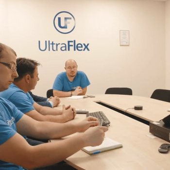 Изработка на корпоративно видео за UltraFlex Power Technologies 41