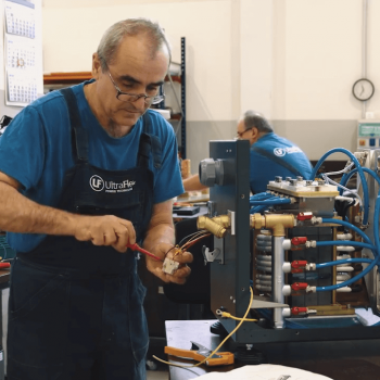 Изработка на корпоративно видео за UltraFlex Power Technologies 14