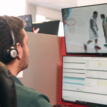 Изработка на рекламен видеоклип за HR отдела на Genius Sports 14