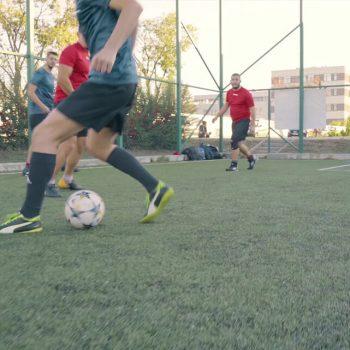 Изработка на рекламен видеоклип за HR отдела на Genius Sports 21