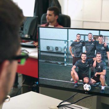 Изработка на рекламен видеоклип за HR отдела на Genius Sports 24