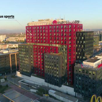 Изработка на рекламен видеоклип за HR отдела на Genius Sports 11