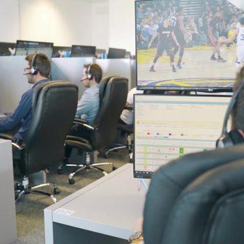 Изработка на рекламен видеоклип за HR отдела на Genius Sports 12