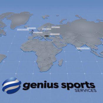Изработка на рекламен видеоклип за HR отдела на Genius Sports 13