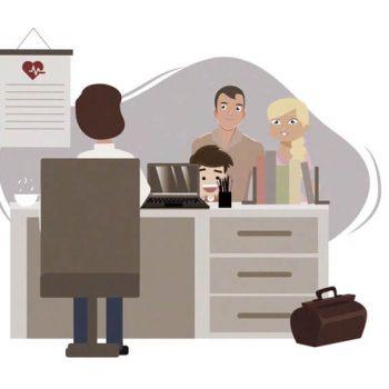 Изработка на explainer видео реклама за Acibadem Healthcare Services 10