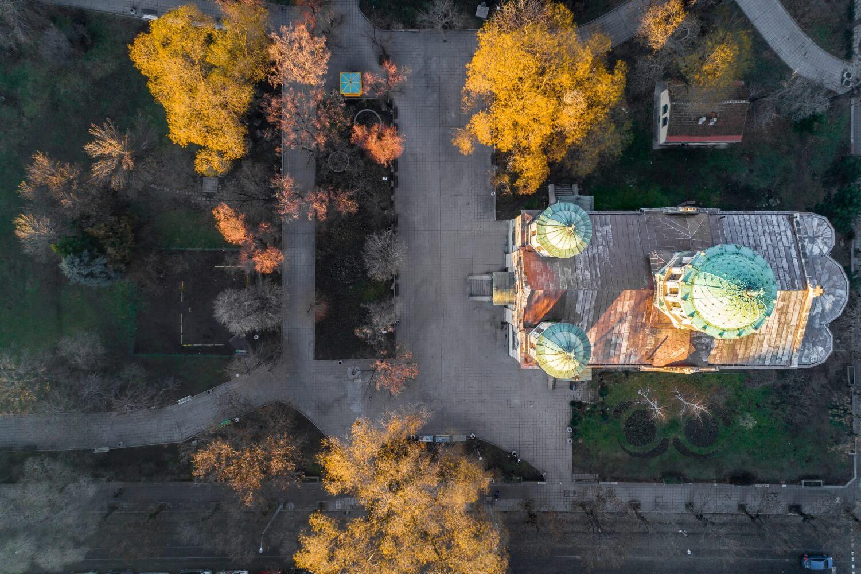 Фото заснемане с дрон 7