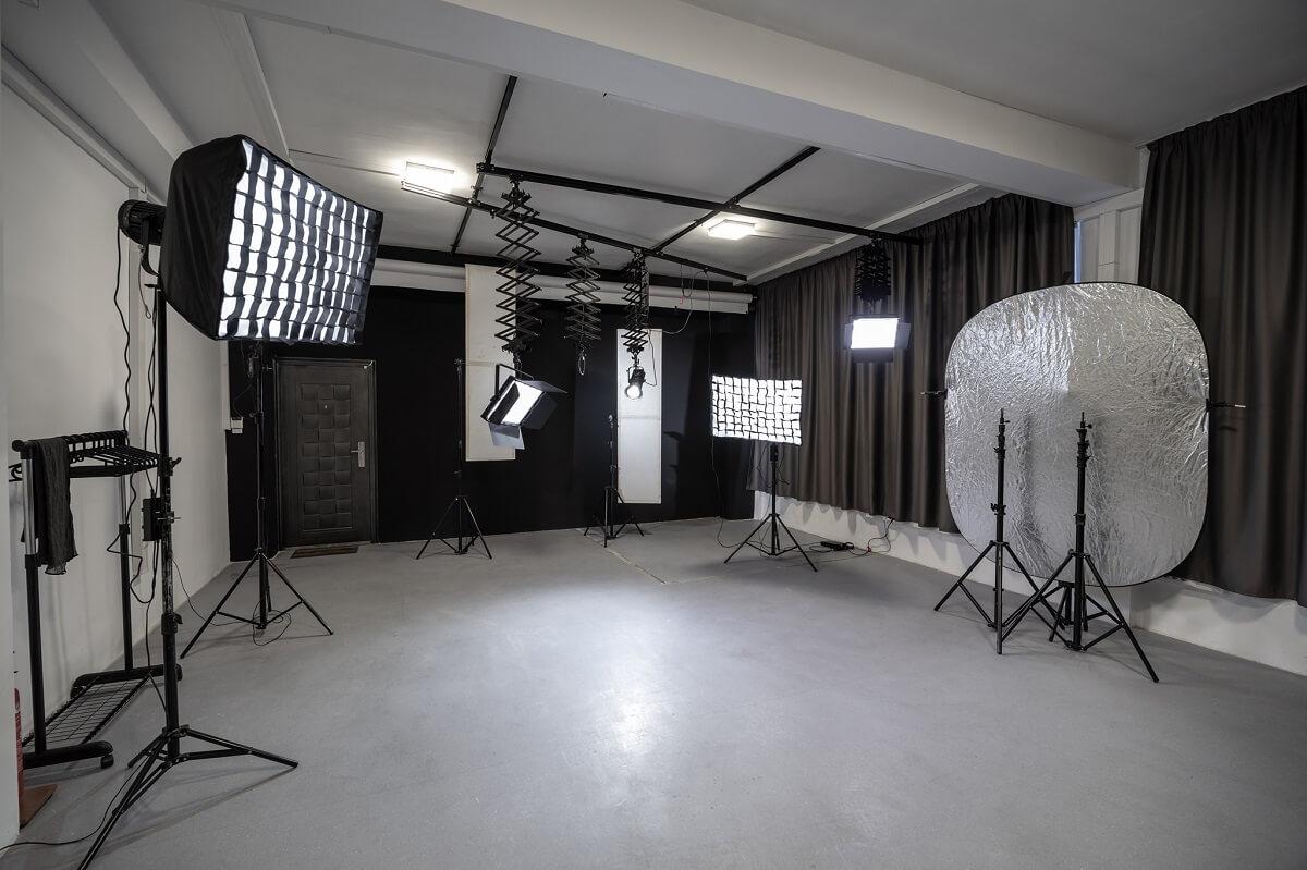 видео студио под наем в софия