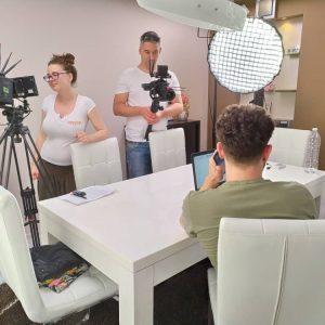 екип за видео монтаж