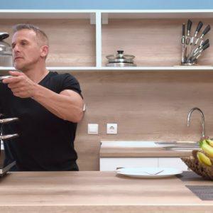 Заснемане и изработка на рекламен видеоклип клиентски отзиви за Welmax с Йордан Йовчев 11