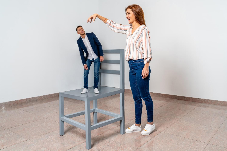 рекламна фотография музей на илюзиите софия