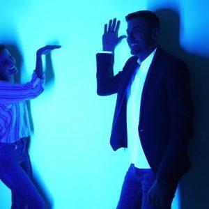 """Видеозаснемане на рекламен видеоклип за """"Музей на Илюзиите София"""" 18"""