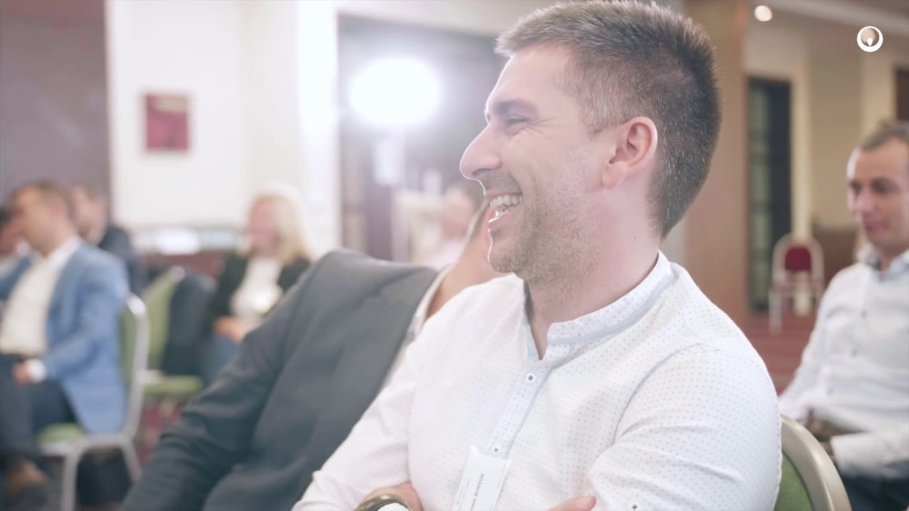 видеозаснемане на корпоративно фирмено събитие за Veolia