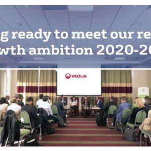 Видеозаснемане и отразяване на корпоративно събитие за Veolia 12