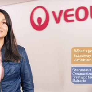 Видеозаснемане и отразяване на корпоративно събитие за Veolia 14