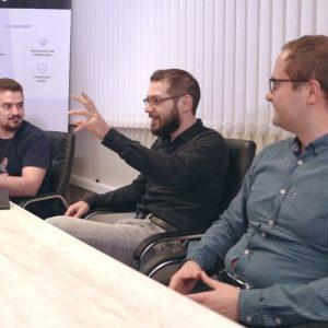 Заснемане и изработка на HR видео за Devision 16