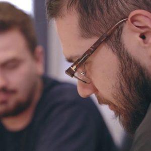 Заснемане и изработка на HR видео за Devision 18