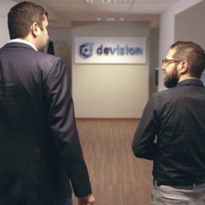 Заснемане и изработка на HR видео за Devision 22