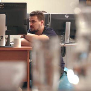 Заснемане и изработка на HR видео за Devision 35