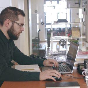 Заснемане и изработка на HR видео за Devision 9