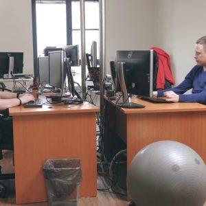 Заснемане и изработка на HR видео за Devision 10