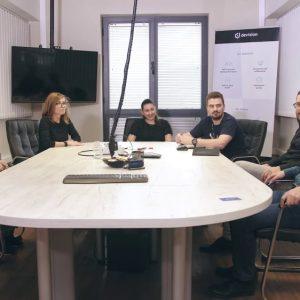 Заснемане и изработка на HR видео за Devision 14