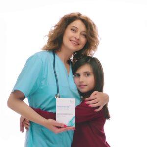 Заснемане и изработка на телевизионна реклама на Imunocea 9