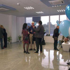 Видеозаснемане на събитие - нова производствена сграда на CPAchem 16