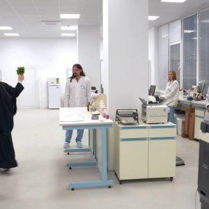 Видеозаснемане на събитие - нова производствена сграда на CPAchem 23