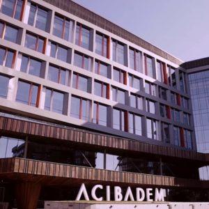 Видео монтаж (обработка на видеоклип) за Acibadem Healthcare Group 7