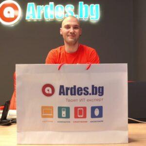 Изработка на рекламен видеоклип за Ardes.bg 22