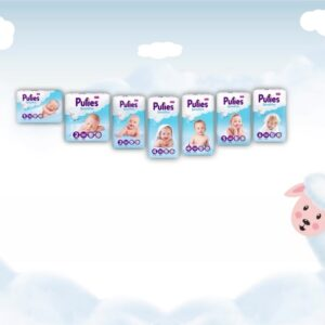 Изработка на анимиран видеоклип за бебешки пелени Pufies (Ficosota) 16