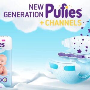 Изработка на анимиран видеоклип за бебешки пелени Pufies (Ficosota) 11