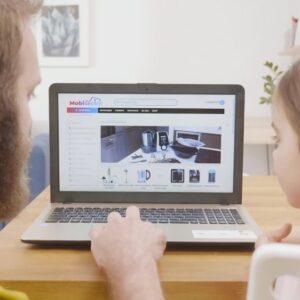 Изработка на телевизионна реклама за Mobisector.com - онлайн магазин за техника 9