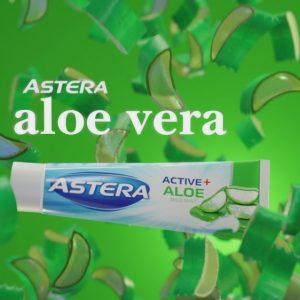 ТВ Реклама на Пасти за Зъби Astera Active+ 8