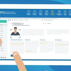 Изработка на Рекламно Експлейнър Видео за PFG Bulgaria | HR Процес на Работа 13